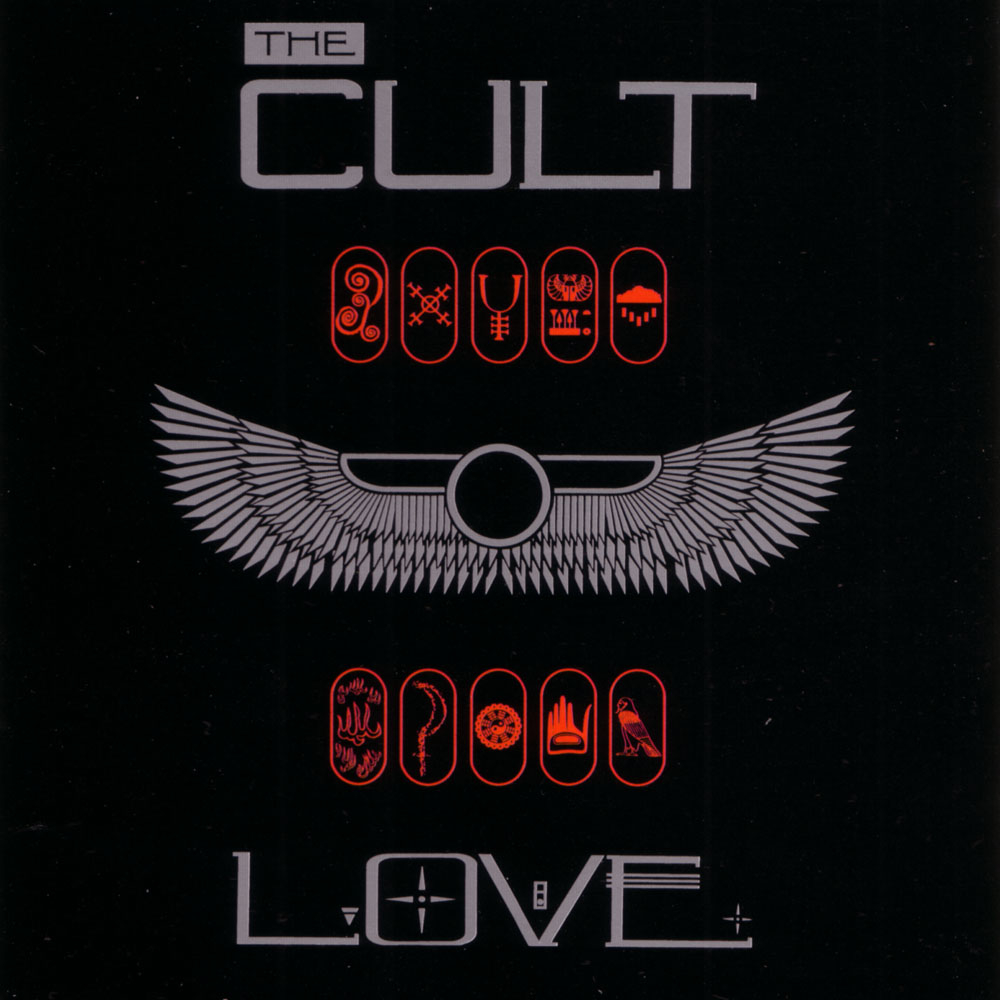 Cult The Love Expanded Edition The Arkive